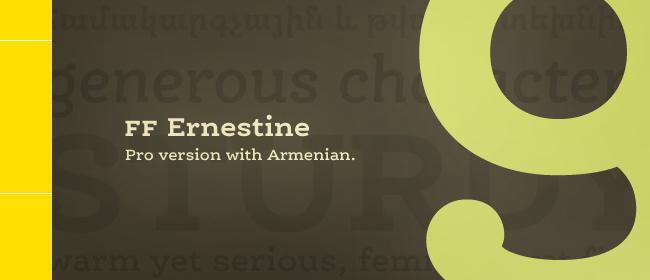Ernestine (& Vem)